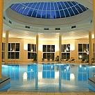 El Mouradi Gammarth : piscine couverte