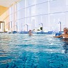 Imperial Marhaba Thalasso & Spa : piscine couverte (1)