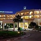 El Mouradi Gammarth : façade de l'hôtel
